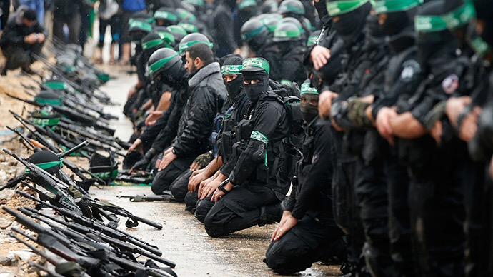 Öngyilkos merénylő megölt egy Hamász tisztet az egyiptomi határ közelében