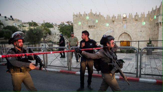 Új biztonsági stratégiát dolgoznak ki a Damaszkusz-kapu környékére