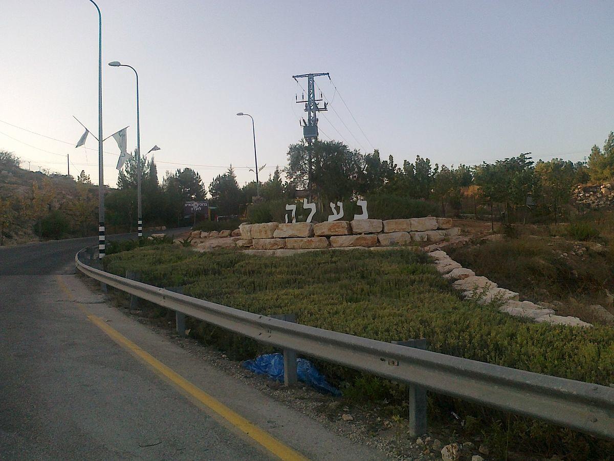 A határrendészet megakadályozott egy behatolási kísérletet egy ciszjordániai zsidó településre