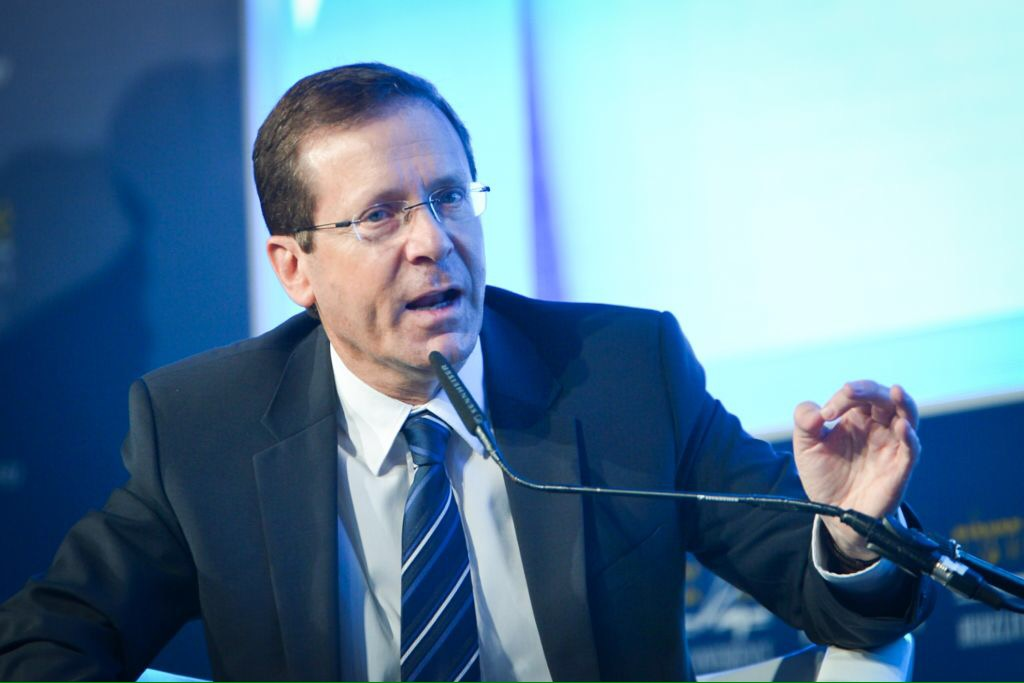 Hercog: Netanjahu alkalmatlan arra, hogy békét kössön a palesztinokkal