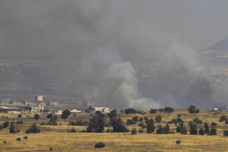 Liberman: Az Aszad-rezsim lesz a felelős továbbra is az izraeli területre tévedő lövedékekért