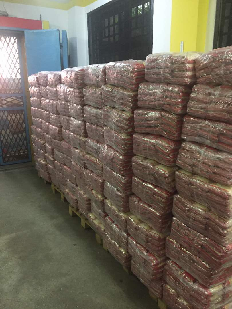 Megérkezett az izraeli segély Sierra Leone-ba