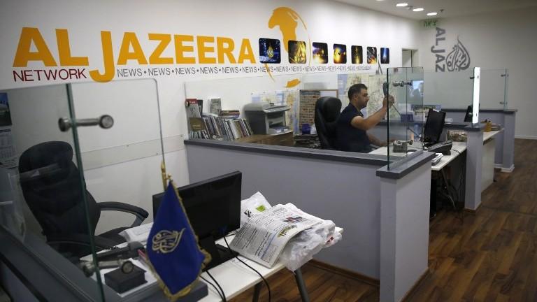 Izrael visszavonta egy al-Dzsazíra riporter megbízatását