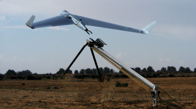Azeri megrendelő, izraeli gyártású drón, örmény célpont?